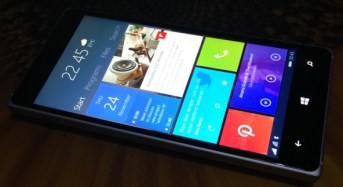Windows 10 Mobile Devices Campaign will be launched soon.