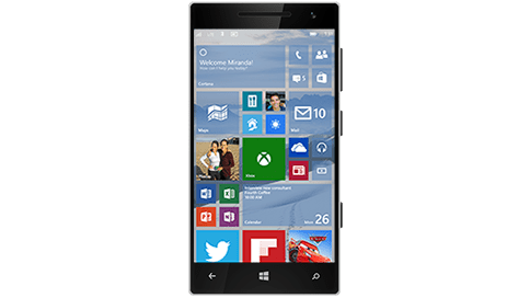 Build 10080 of the Windows 10 Technical Preview for phones now available