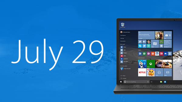 9 july windows 10
