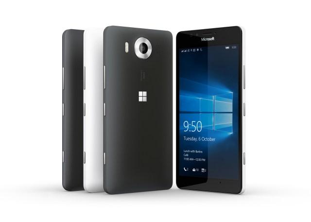 Lumia 950 and 950XL