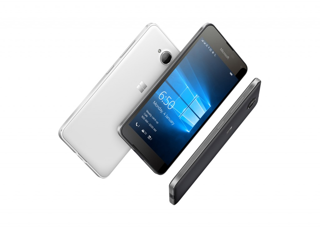 Meet the Microsoft Lumia 650