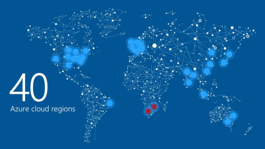 Microsoft expands Cloud Services with two new Datacenters in Africa, Cape Town and Johannesburg