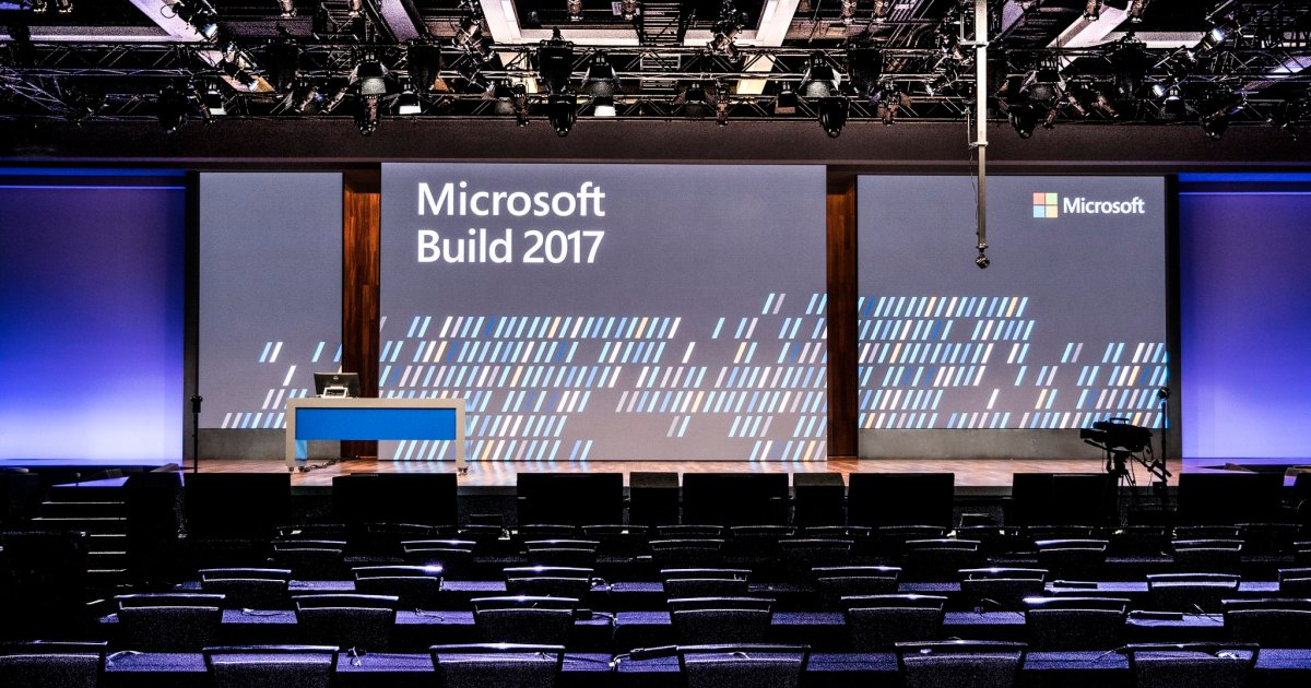 MSBuild 2017 Day 3 Keynote Event and developer sessions