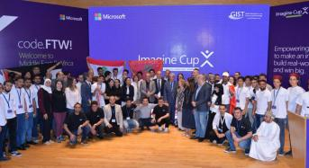 Imagine Cup Middle East and Africa Finals is ON! #ImagineCupMEA