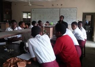 safe digital learning environment Microsoft Teams Angela Nganga