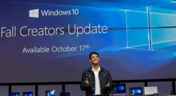 Windows 10 Fall Creators Update rolls out today, learn how to get it