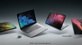 Introducing Microsoft Surface Book 2, the Laptop of the future for the Creators making the Future