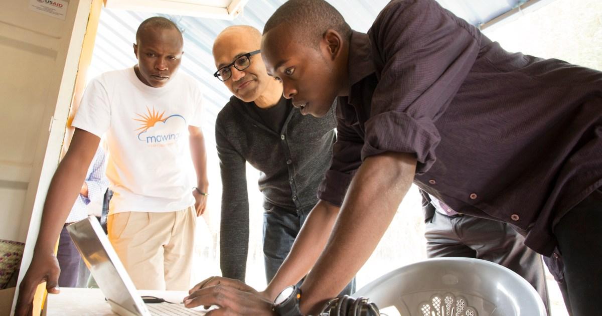 Microsoft in Africa
