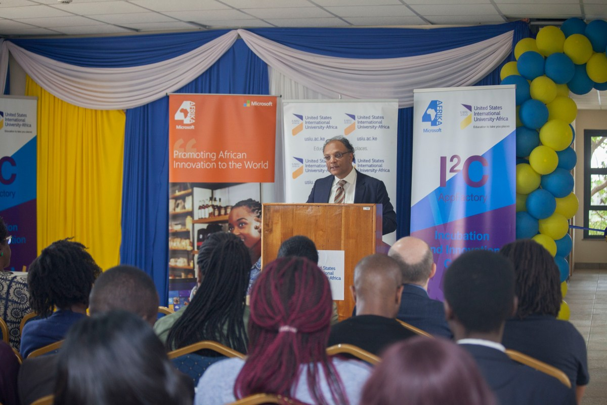 First Microsoft 4Afrika AppFactory launched in Kenya in Partnership with USIU-Africa