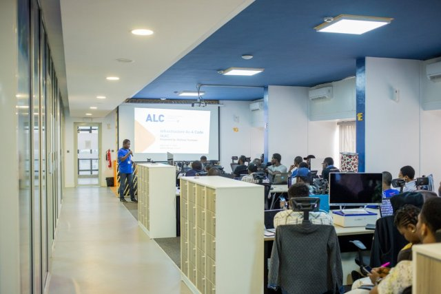Azure training program Andela Learning Community Microsoft