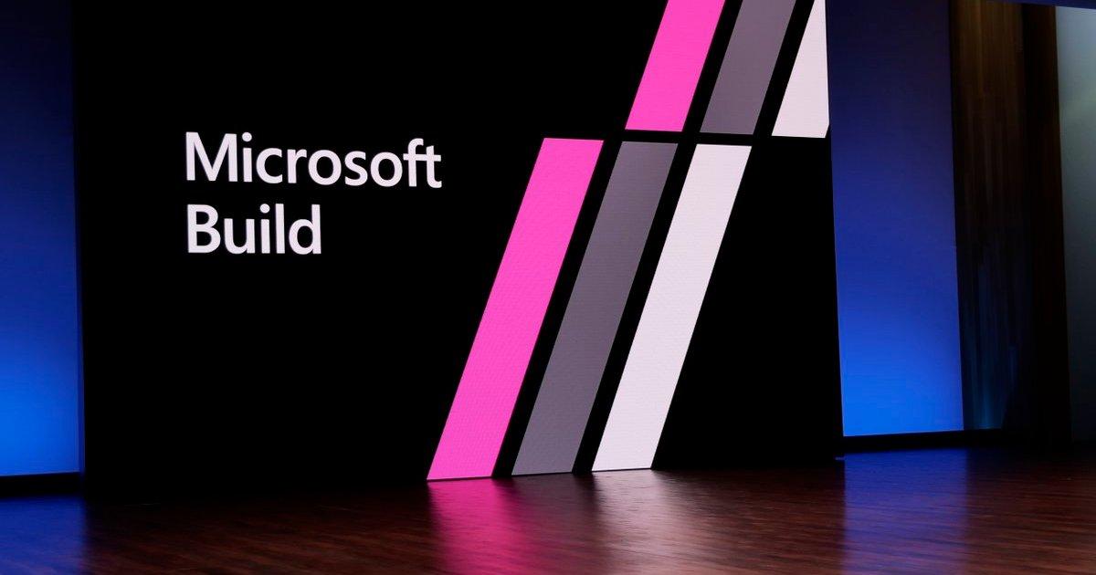 Microsoft Build 2020 Keynote