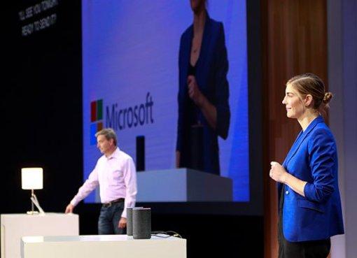 Cortana and Alexa