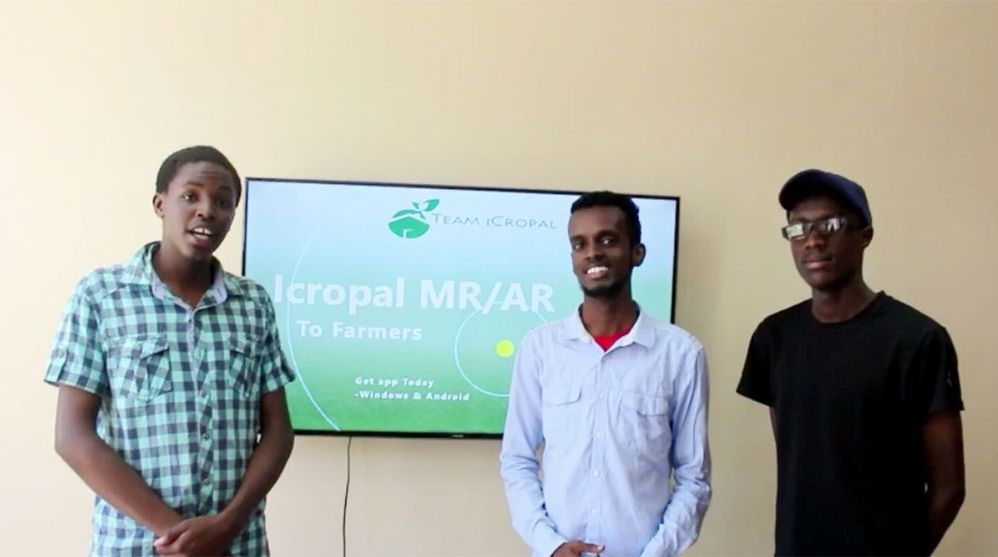 Kabarak University, Kenya student team iCropal qualify for Microsoft Imagine Cup EMEA Regional Final