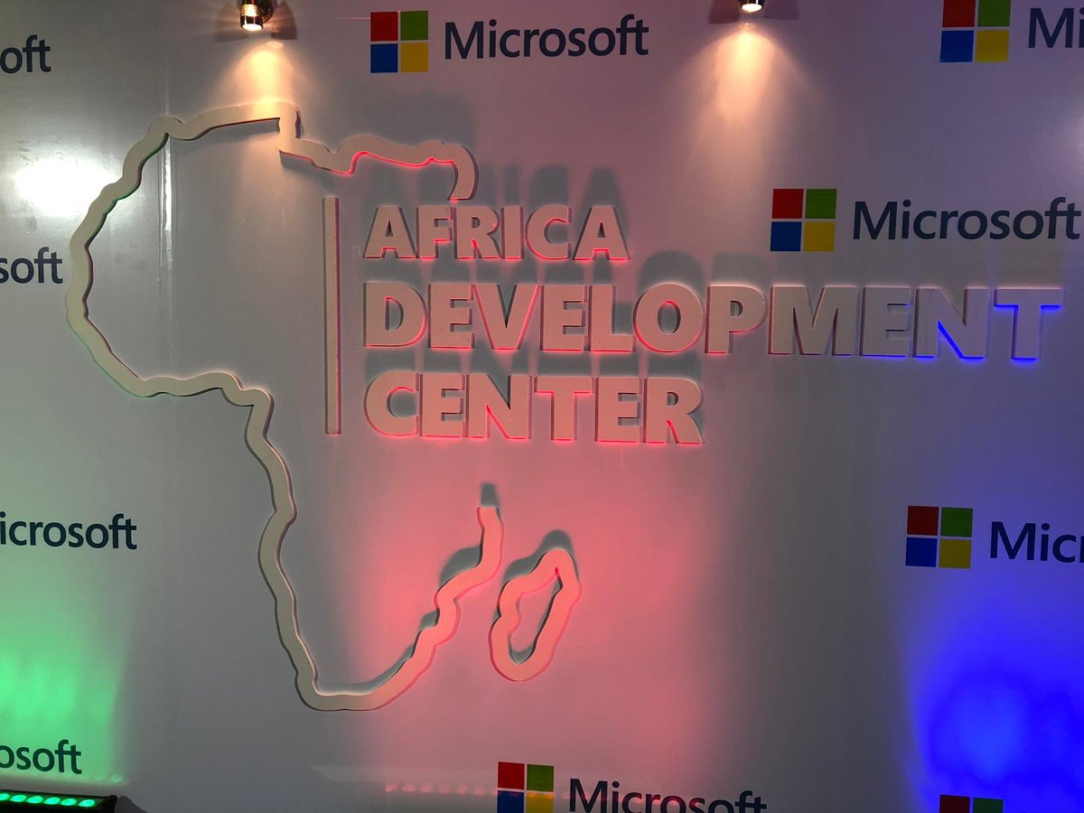 Microsoft launch Lagos Africa Development Center