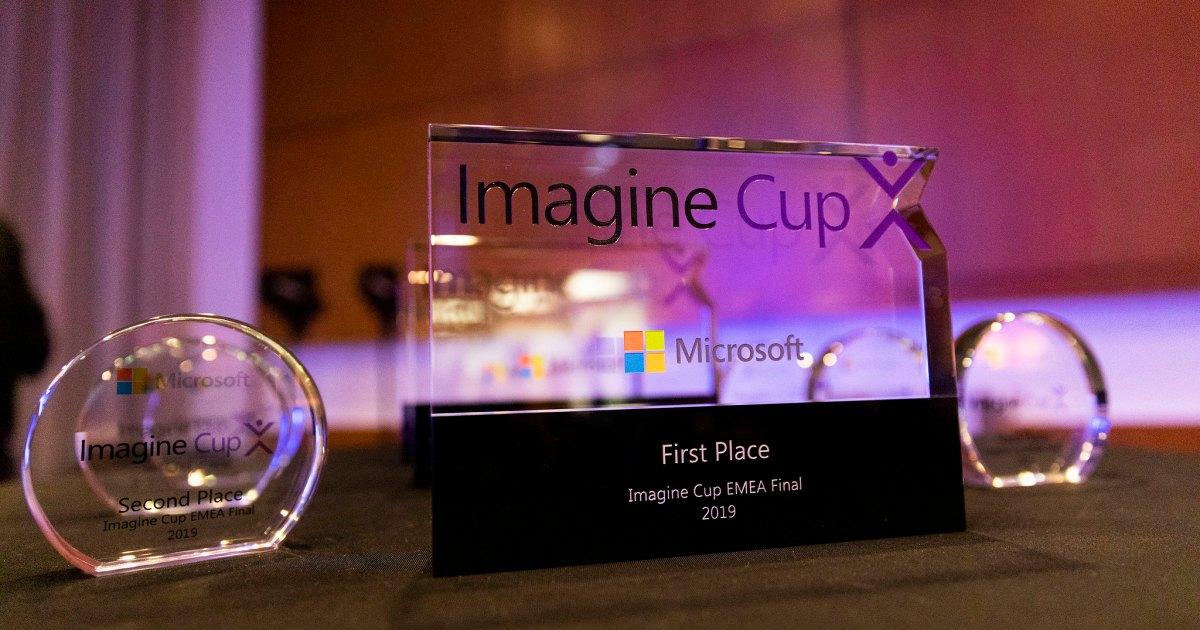 COVID-19 2020 Imagine Cup EMEA