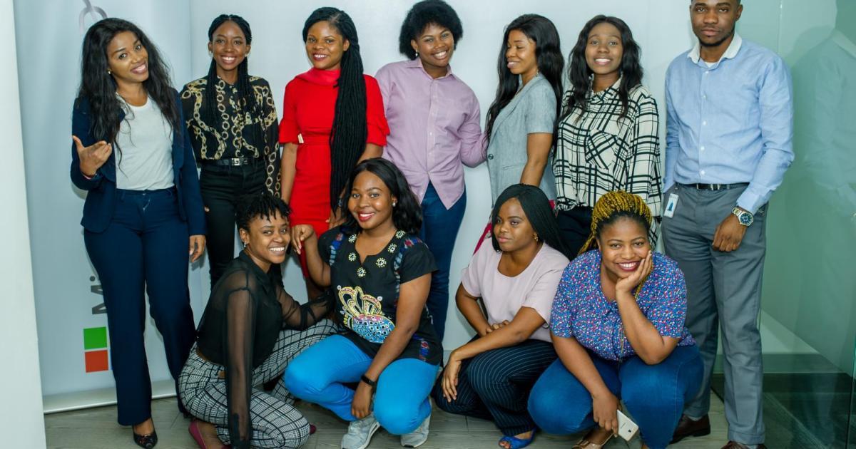 second cohort of LEAP Program Microsoft Nigeria