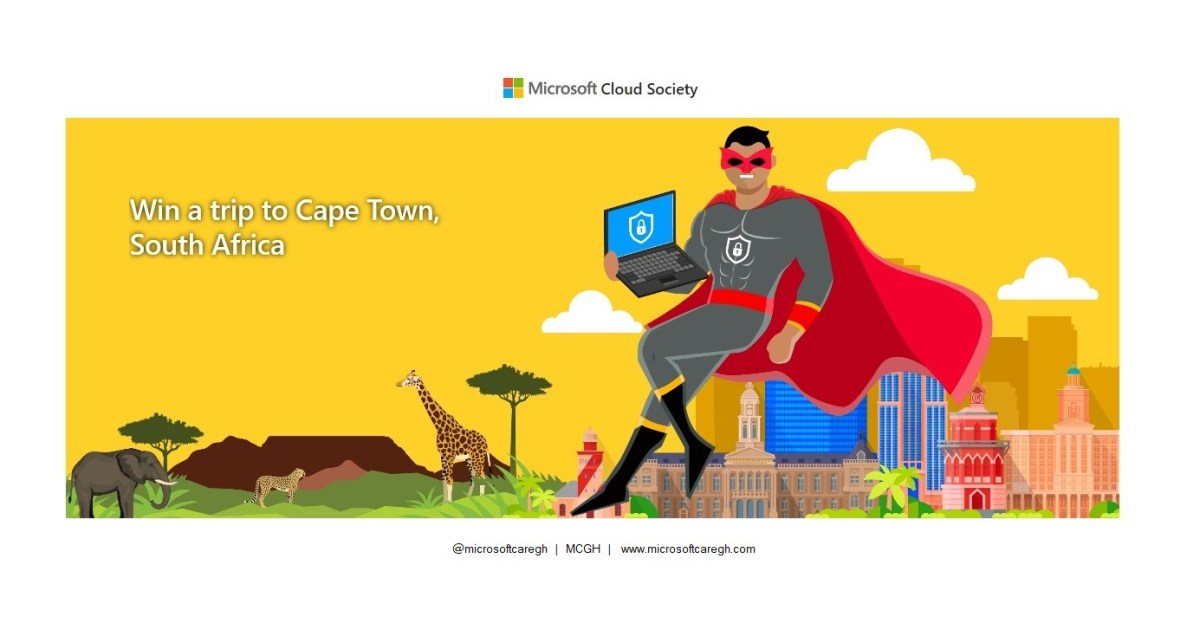 devconf 2020 Microsoft trip south africa