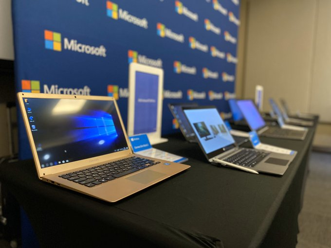 Windows PC Affordability in Africa Initiative