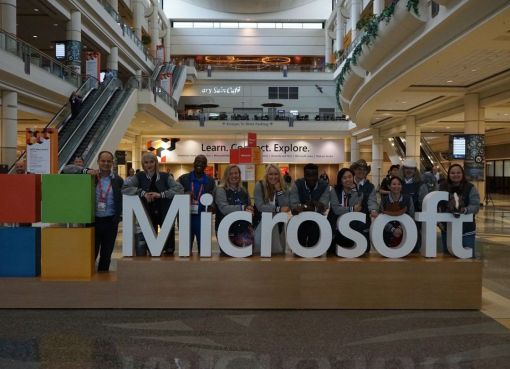 Microsoft events in the Middle East and Africa
