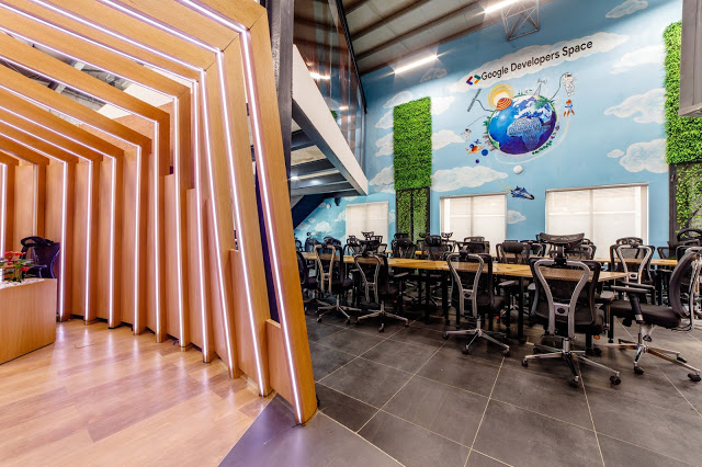 google developer space lagos nigeria