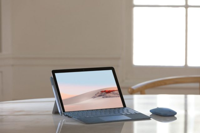 Surface Go 2 Microsoft