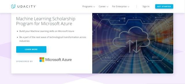 Machine Learning Scholarship Program Udacity Microsoft