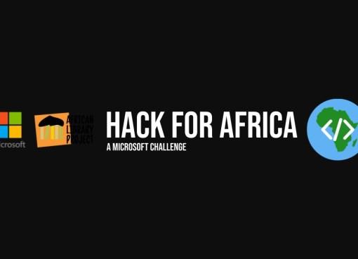 Hack for Africa