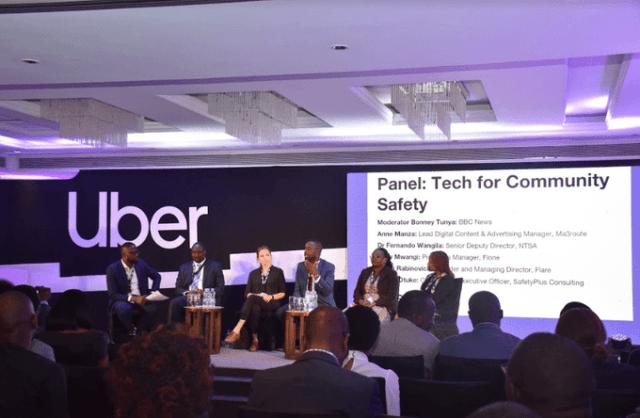 Tech For Safety Summit Africa Uber kenya Ghana Nigeria Egypt