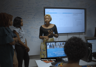 Tech4Dev Nigerian Women Techsters Microsoft Nigeria
