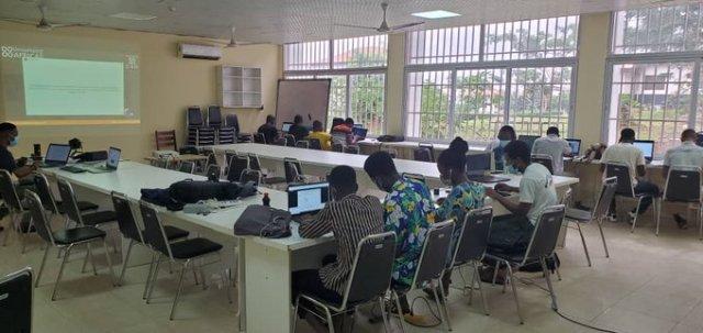 UmojaHack Africa hackathon university