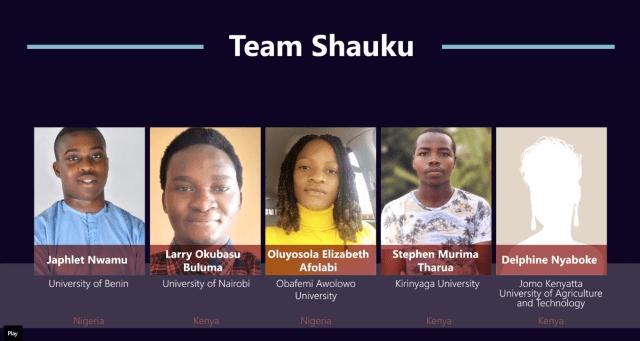 Microsoft Kenya Game of learners Africa