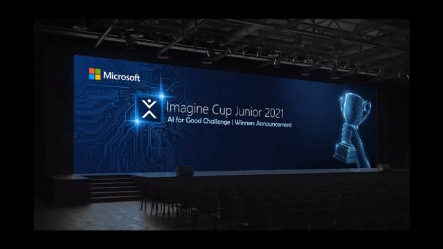 Imagine Cup Junior AI Microsoft