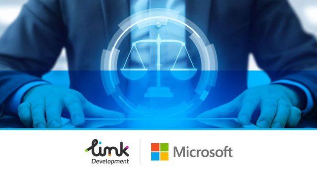 digital justice platform Microsoft