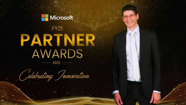 South Africa partner award winners Microsoft