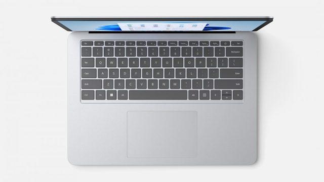 Surface Laptop Studio Microsoft