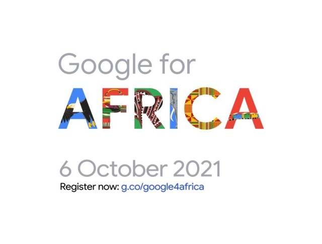 Google for Africa google4africa