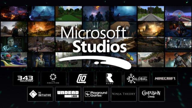 Estudios de Microsoft en el E3 2018