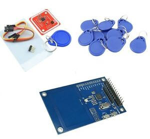 PN532 NFC RFID Reader/Writer Controller Shield KITS For Arduino | Pakistan  - Microsolution Developers,I T  Equipment,Computer Training Institues