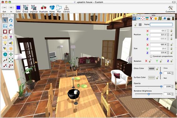 Create Realistic Interiors