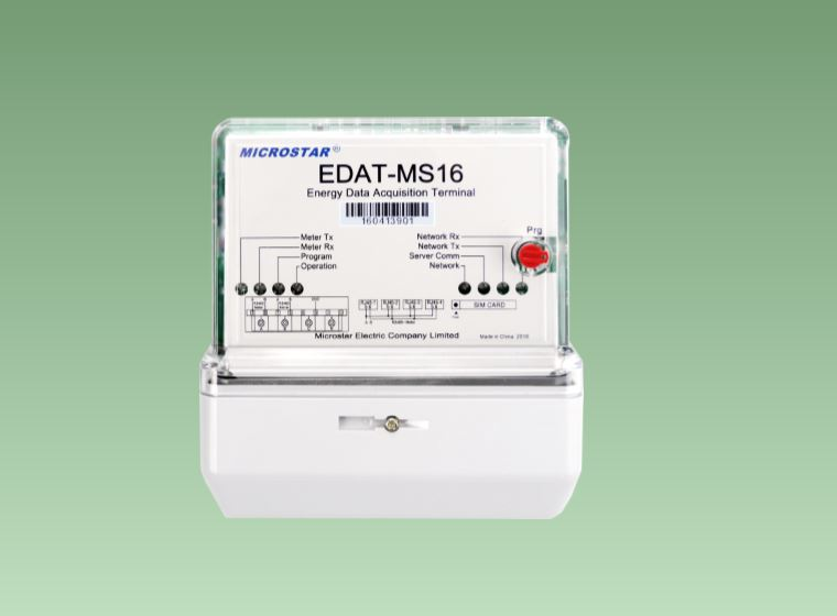 EDAT-MS16 Data Concentrator