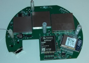 Energy Monitor device - top