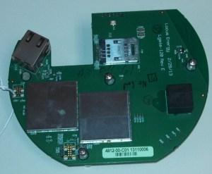 Energy Monitor device - bottom