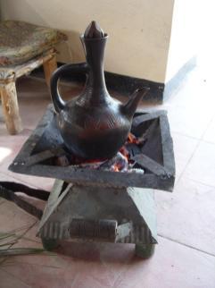 ethiopia coffee brewing
