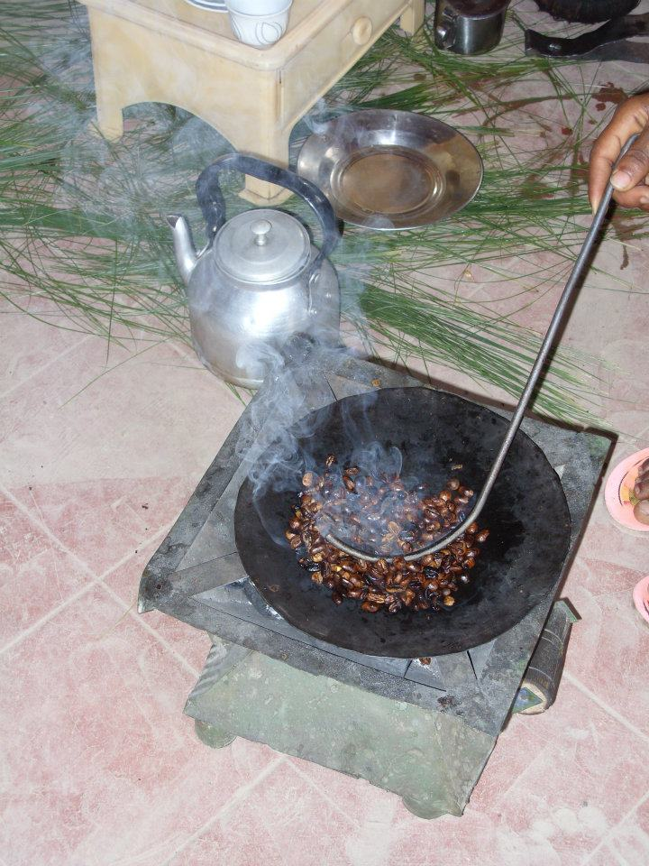 ethiopia coffee roasting