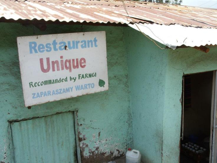 ethiopia restaurant unique