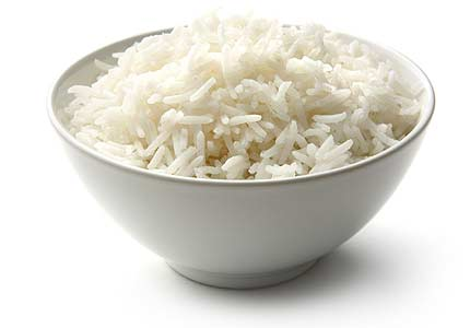 Microwave Plain Rice
