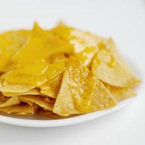 basic cheese nachos