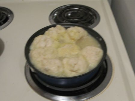 Chicken and Dumplings!