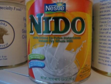 Nestle Nido - Instant Powdered Whole Milk