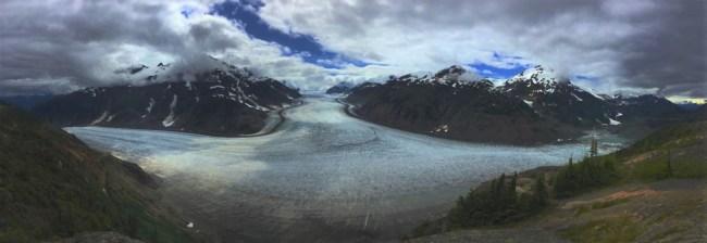 The Salmon Glacier